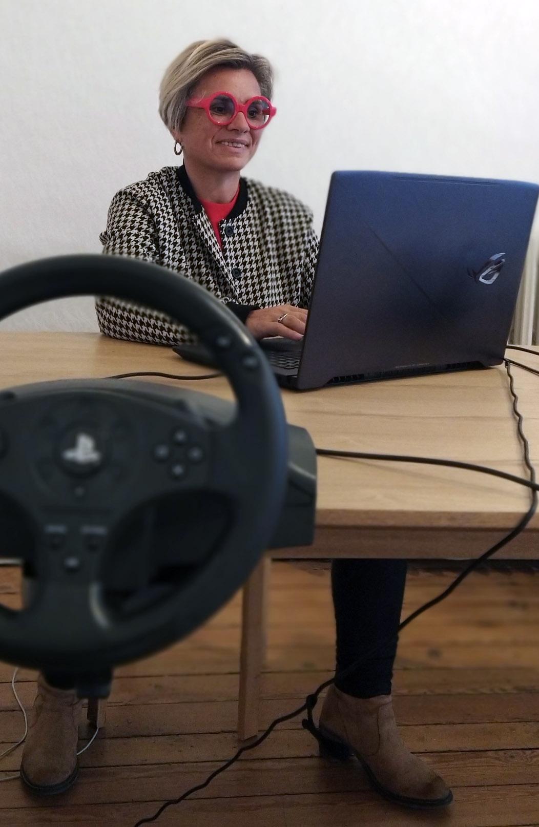 Anne Roche, psychanalyste TRVe à Bordeaux, spécialiste des phobies